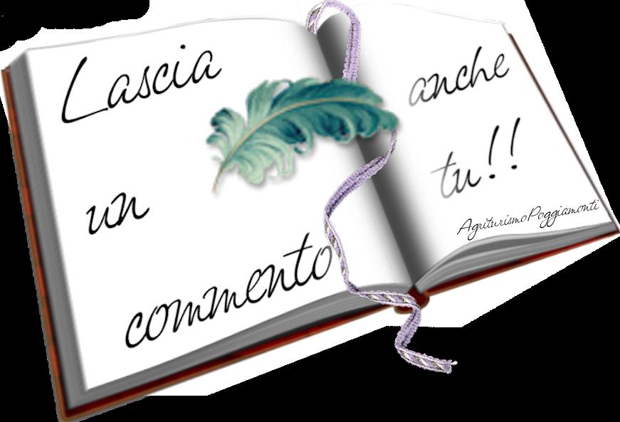 Libro degli ospiti agriturismo poggiamonti for Libro degli ospiti